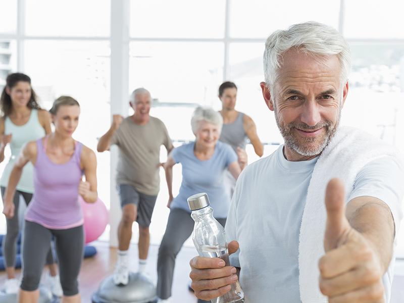 Beneficios del Pilates para gente mayor