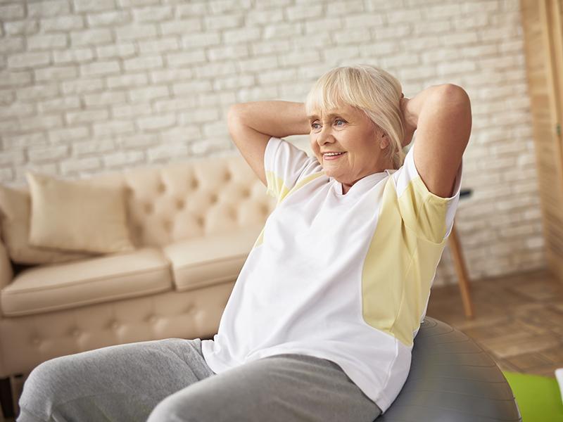 Pilates y la osteoporosis